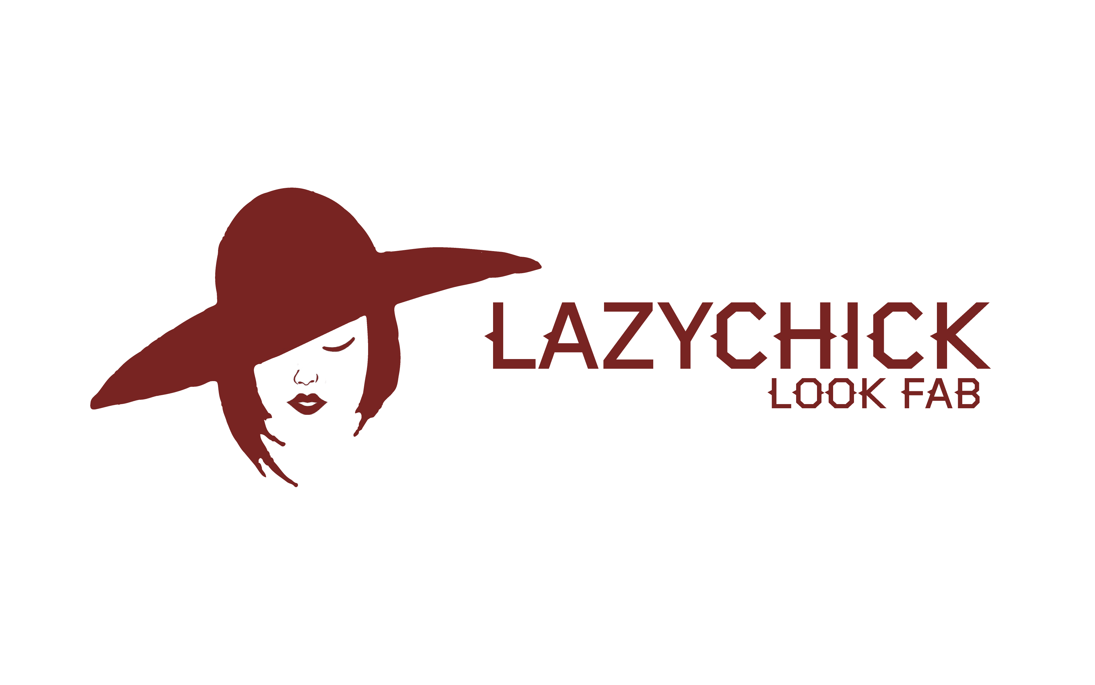 Lazychick Official Logo