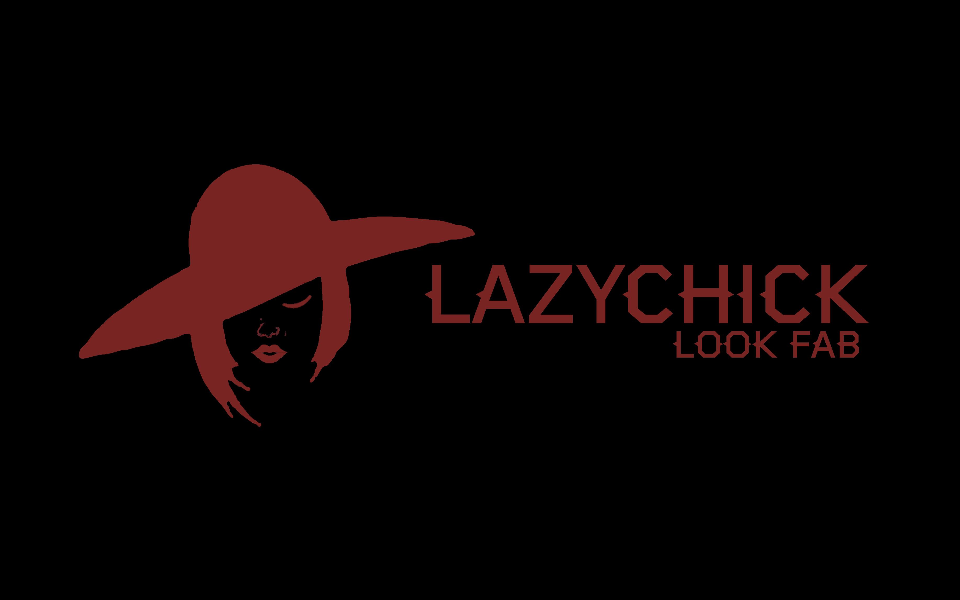 Lazychick Official Logo